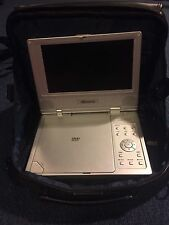 "Memorex 7"" TFT Monitor Portable DVD MM7000†"