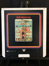 Meatballs 1979 Bill Murray RCA CED SelectaVision VideoDisc Used Tested Works