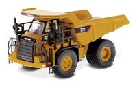 Caterpillar CAT 772 Off Highway Truck 1:87 HO Model - Diecast Masters - 85261*