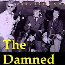 The Damned - Peel Sessions - 1991 Dutch East India Trading NEW Cassette
