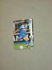 Carte football card FRANCE FOOT DS 1998-1999  PAULO ALVES  SC BASTIA  panini