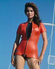 """Claudine Auger James Bond 007 10"""" x 8"""" Photograph no 18"""