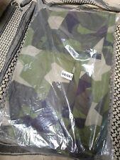 Scarce New Swedish Army M90 Combat Trousers 180/85 34 - 36 Waist