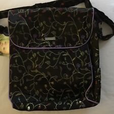 Frizzi Diaper Bag Black New With Tags