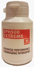 Eph500 Ultimate Fat Burning Diet Weight Loss Pills Stack 100 Works -