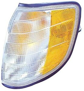 Turn Signal / Parking Light Assembly Front Left Maxzone 340-1505L-AS-CY