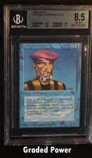 BGS Alpha Prodigal Sorcerer  8.5  (0151) Magic Beckett Graded MTG