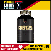 REDCON1 SILENCER 120 TABS STIM FREE FAT BURNER WEIGHT WATER LOSS NON STIMULANT