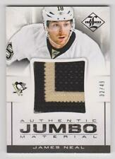 12-13 Panini Limited Jumbo Patch Material James Neal (3Clr) pacth