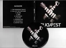 "BUDAPEST ""Alcaline"" (CD Digipack) 2014"
