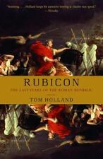 Rubicon: The Last Years of the Roman Republic, Tom Holland, Acceptable Book