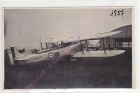 RPPC AVIATION PLANE AVION PHOTO ANDRE ALIBERT LE BOURGET n1857