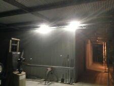 Solar Lighting - Shed/Garage x 2 kits (4 X Lights)- free  post - Aussie Stock !