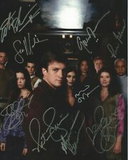 Joss Whedon's Firefly Serenity 11x14 Cast Signed Autographed Photo Reprint
