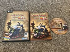 NEIGHBOURS FROM HELL REVENGE IS A SWEET GAME PC CD ROM GAME WITH MANUAL VGC