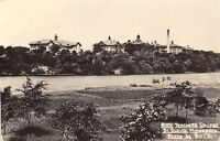 St Cloud Minnesota~State Teachers College~Campus From Across River~1922 RPPC