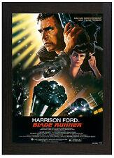 A3 Póster Enmarcado Blade Runner