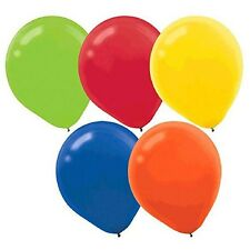 12 FASHION ASSORTED LATEX BALLOONS PARTY DECORATIONS BIRTHDAY 30.4CM BALLOON