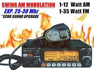 SUPERSTAR SS-7900 AM/FM/SSB CON MODIFICHE INCLUSE ORIGINALI EXPORT MODS POWER