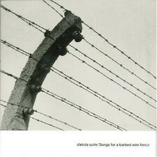 Dakota Suite ‎– Songs For A Barbed Wire Fence, CD, Rock