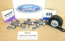 Ford F250 F350 Superduty 99-2010 Rear Driveshaft Carrier Bearing And U Joint Kit