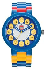 Lego 9008023 Fan Club Multi Color Face Dial Plastic Unisex Watch