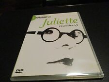 "DVD ""JULIETTE - GRAND REX 05 (2005)"" concert"