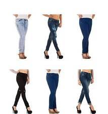 Coloured L32 Damen-Jeans mit geradem Bein