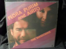 Flora Purim and Airto - The Magicians (still sealed)