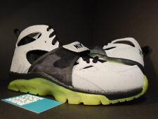 Nike Air Max TRAINER HUARACHE PREMIUM QS 1 NYC CEMENT CITY GREY VOLT BLACK DS 10