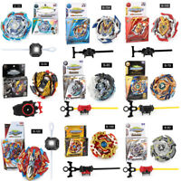 Beyblade Burst Set with Launcher & Grip Set Metal Top Kid Toy Gift BirthDay