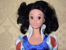 DISNEY BARBIE BLANCHE NEIGE TTBE + ROBE