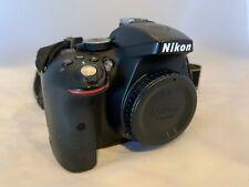 Nikon D5300 DSLR Camera 18-55mm and 70-300mm Lenses, batteries, extras!
