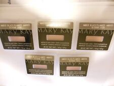 Mary Kay Mineral Eye Color ** AMBER  BLAZE ** Lot-of-5 ** Free  Shipping