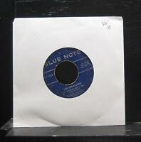 """Lou Donaldson - Blues Walk / The Masquerade Is Over 7"""" VG- Blue Note 45-1720"""
