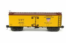 MTH Trains 20-94366 American Refrigerator 36' Woodsided Reefer Car O Scale