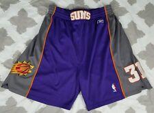 Phoenix Suns Authentic Reebok Basketball Game Shorts sz 38 XL Shawn Marion 31