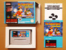 THE MAGICAL QUEST MICKEY MOUSE - SNES Super Nintendo PAL - Near Mint CIB