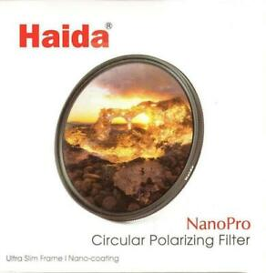 Haida NanoPro MC Circular Polarizer CPL C-POL Filter 49/52/58/62/67/72/77/82mm