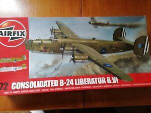 Airfix Consolidated B24 Liberator BVI 1/72 scale