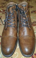 Madden Men's Trader Combat Boot Size-12