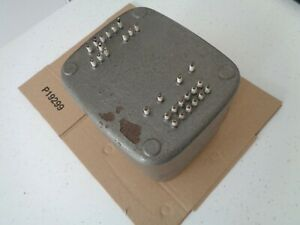 Valve Mains Transformer - substantial - 450/0/450 + 200/0/200 several heaters.