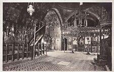 GREECE - Rodi Rhodes - Lindo - Chiesa della Madonna - Affreschi di G.Dalle Simie