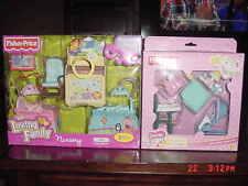 LOVING FAMILY NURSERY & HTF BABY'S BELONGINGS 2002