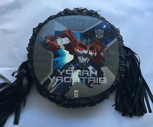 Pinata Transformers Optimums prime ~ Birthday Party  Game ..FREE SHIPPING