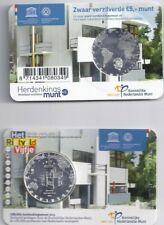 VERZILVERDE  5 EURO NEDERLAND 2013 RIETVELD VIJFJE IN COINCARD   BIJ JOHN