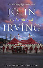 """""""VERY GOOD"""" The Fourth Hand, Irving, John, Book"""