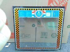 pole position arcade bezel glass #1