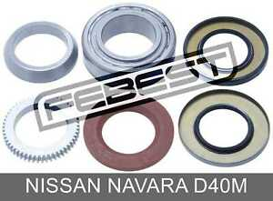 Kit For Rear Axle For Nissan Navara D40M (2005-)