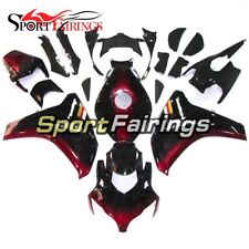 Red Black Mugen ABS Injection Fairings For Honda CBR1000RR Year 2008 -2011 Cover